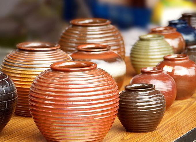 pottery-ceramic